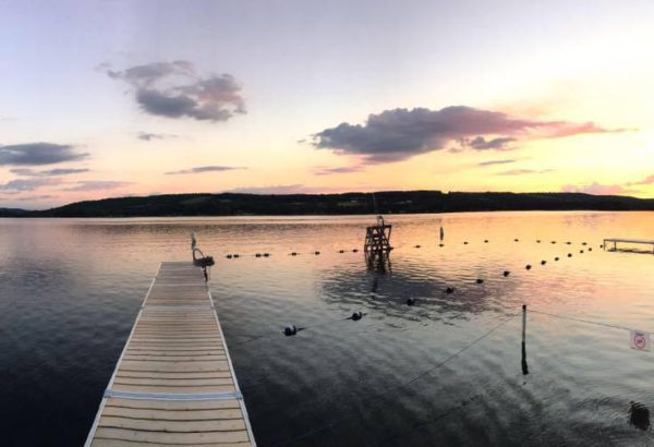 Lamoka Sunset